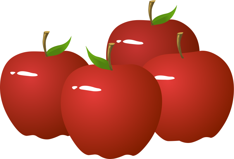 Free to Use & Public Domain Apple Clip Art