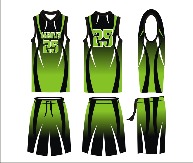 Basketball Jersey Design - Cliparts.co