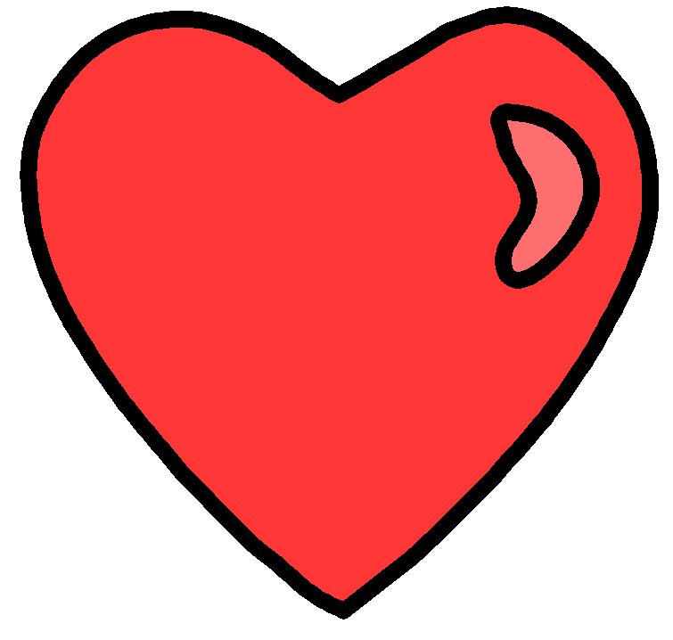 Heart Clip Art | zoominmedical.