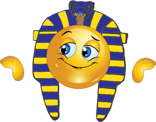 clipart-pharaoh-boy-smiley- ...