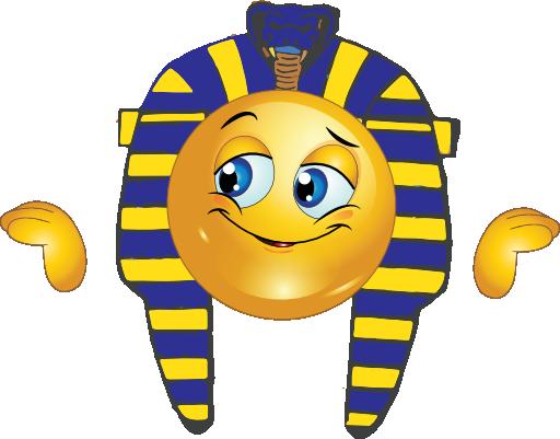 clipart-pharaoh-boy-smiley- ...