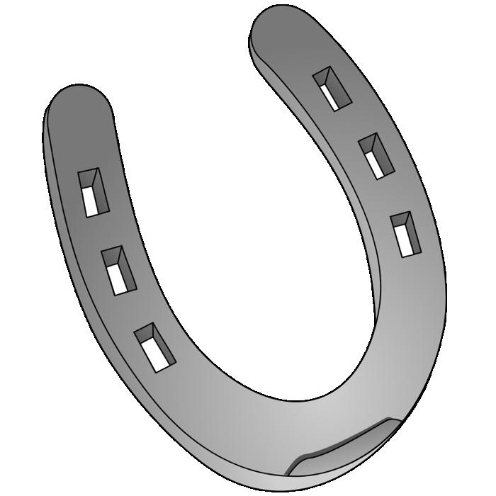 Clipart Horseshoe