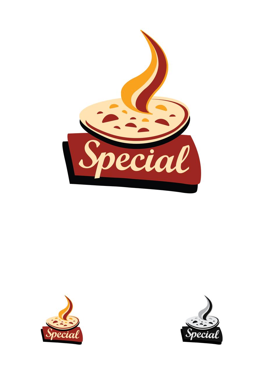 Free Pizza Logo Design