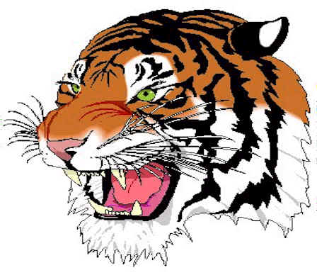 The new logo | Page 3 Tigers | BigFooty AFL Forum