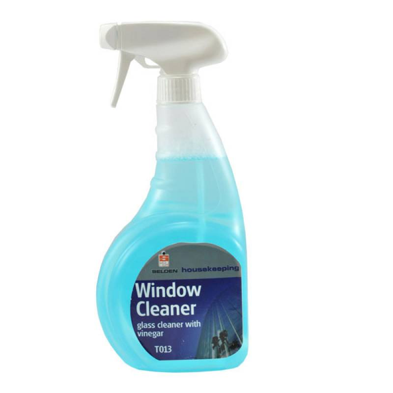 how to clean my duo glass window