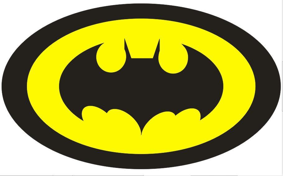Batman Pow Cake