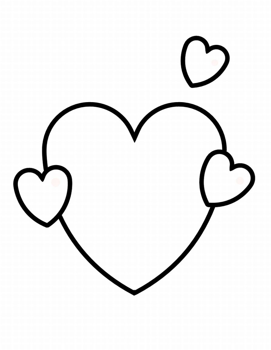 heart shapes pictures cliparts co