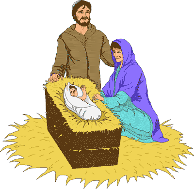 Mary And Joseph Clipart - Cliparts.co