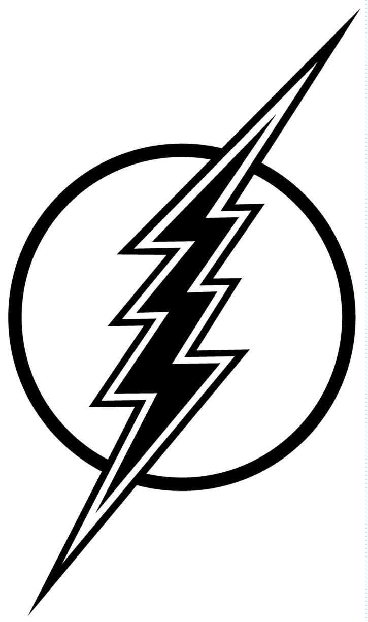 Drawing Of Lightning Bolt - ClipArt Best