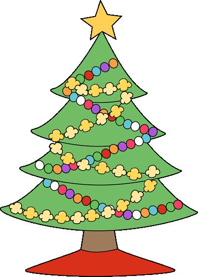 christmas tree lights clipart - photo #19