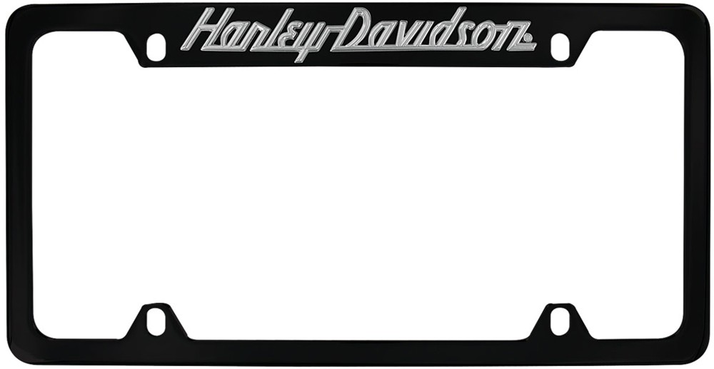 HD License Plate Frames  Motorcycle LED Lighting by