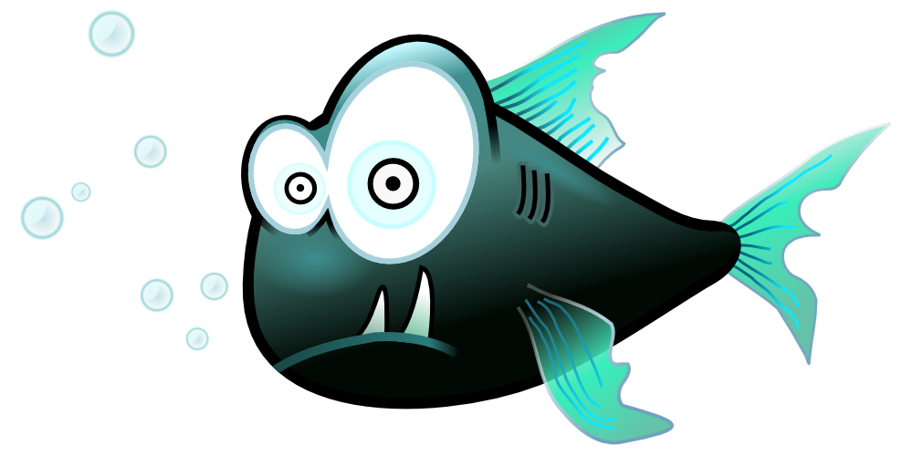 Piranha Clipart - Cliparts.co