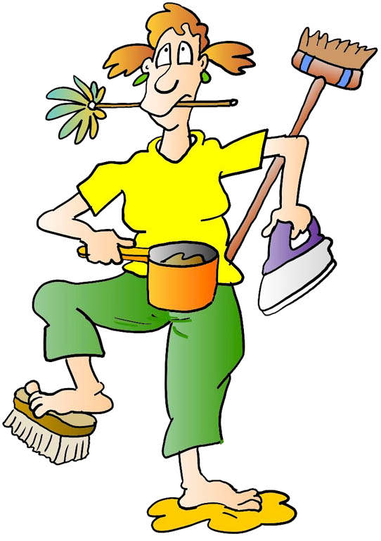 free housekeeping clipart-#24