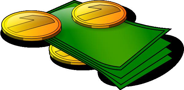 pile of money clipart - photo #32