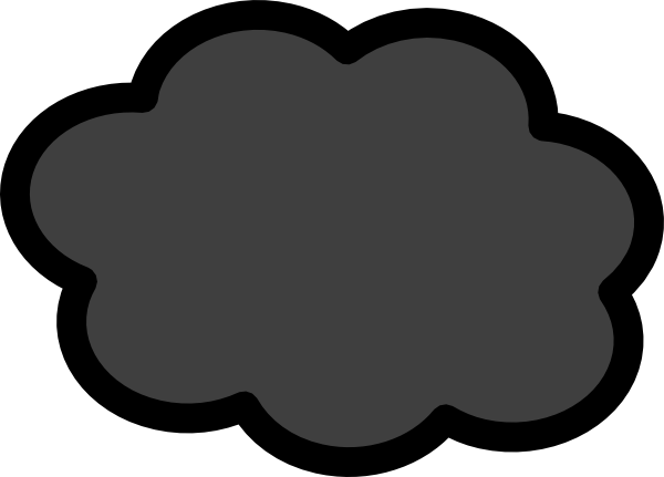 Cartoon Storm Cloud - ClipArt Best