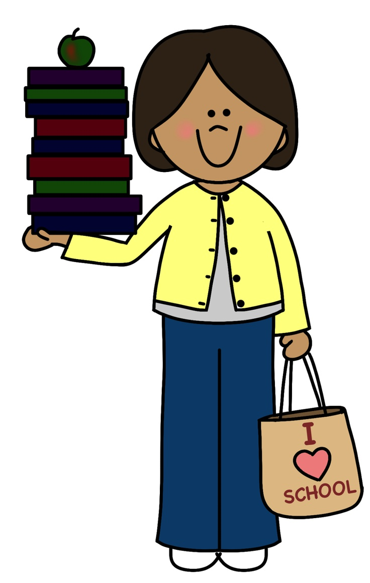 Clip Art For School Teachers - Cliparts.co
