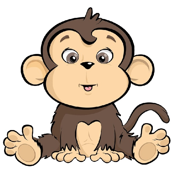 Image result for monkey cartoon