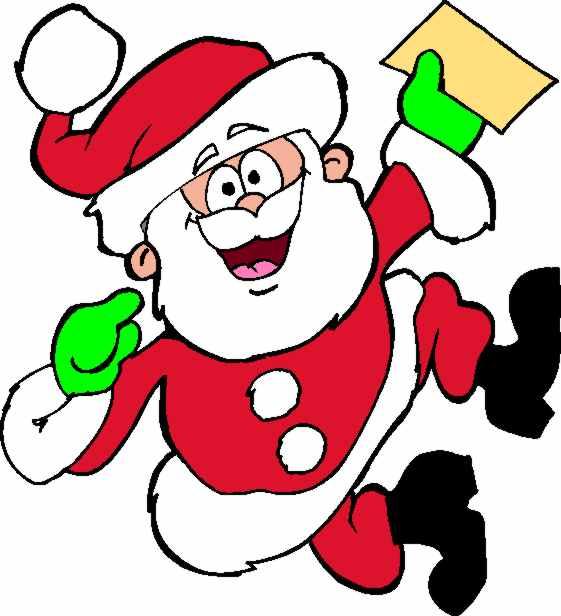 Image result for santa reminder clip art