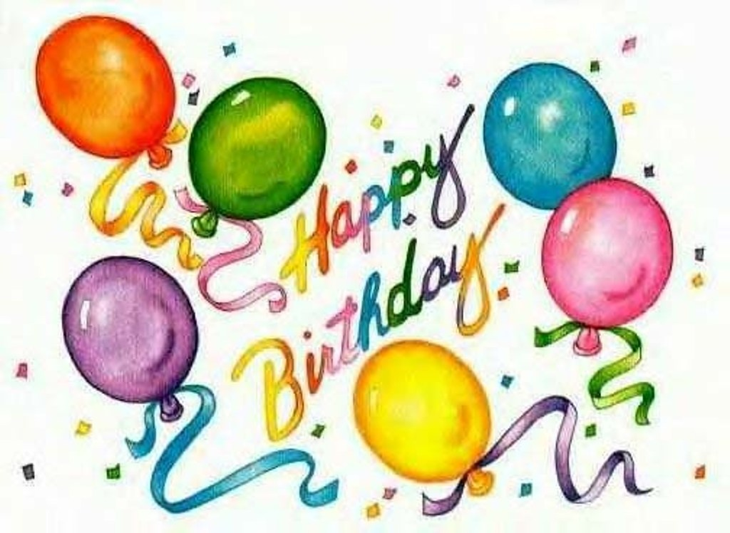 Happy Belated Birthday Clip Art Cliparts Co