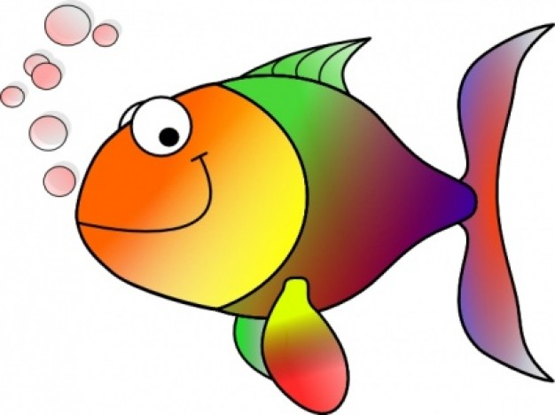 Cartoon Picture Of A Fish - ClipArt Best
