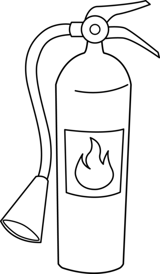 Line Drawing Fire : Fire line art cliparts