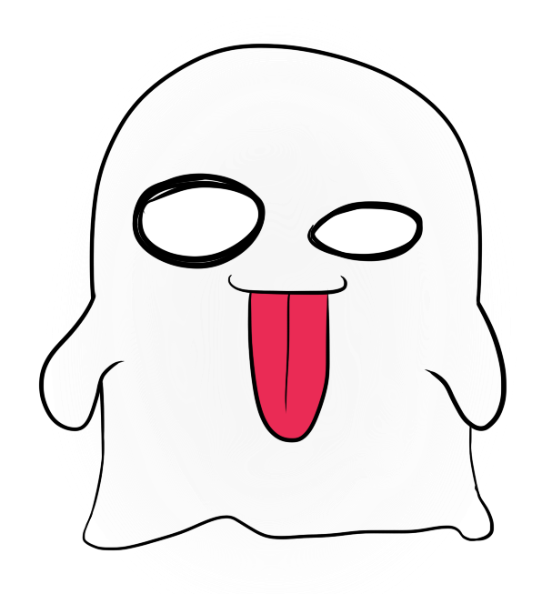 Cute Ghost Clipart - Cliparts.co
