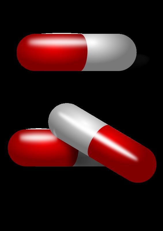 Pill Clipart - Cliparts.co