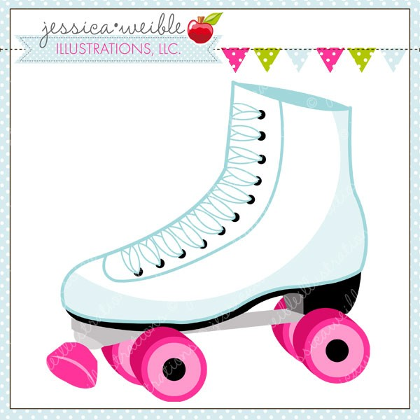 Roller Skates Picture - Cliparts.co
