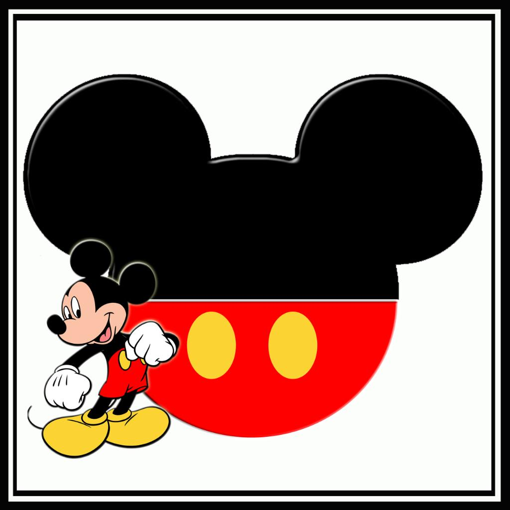 mickey mouse clubhouse clipart free - photo #31