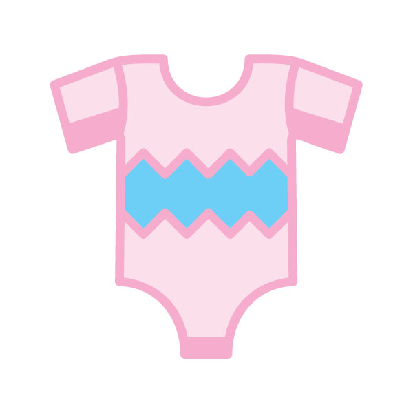 Baby Onesie Clip Art - Cliparts.co