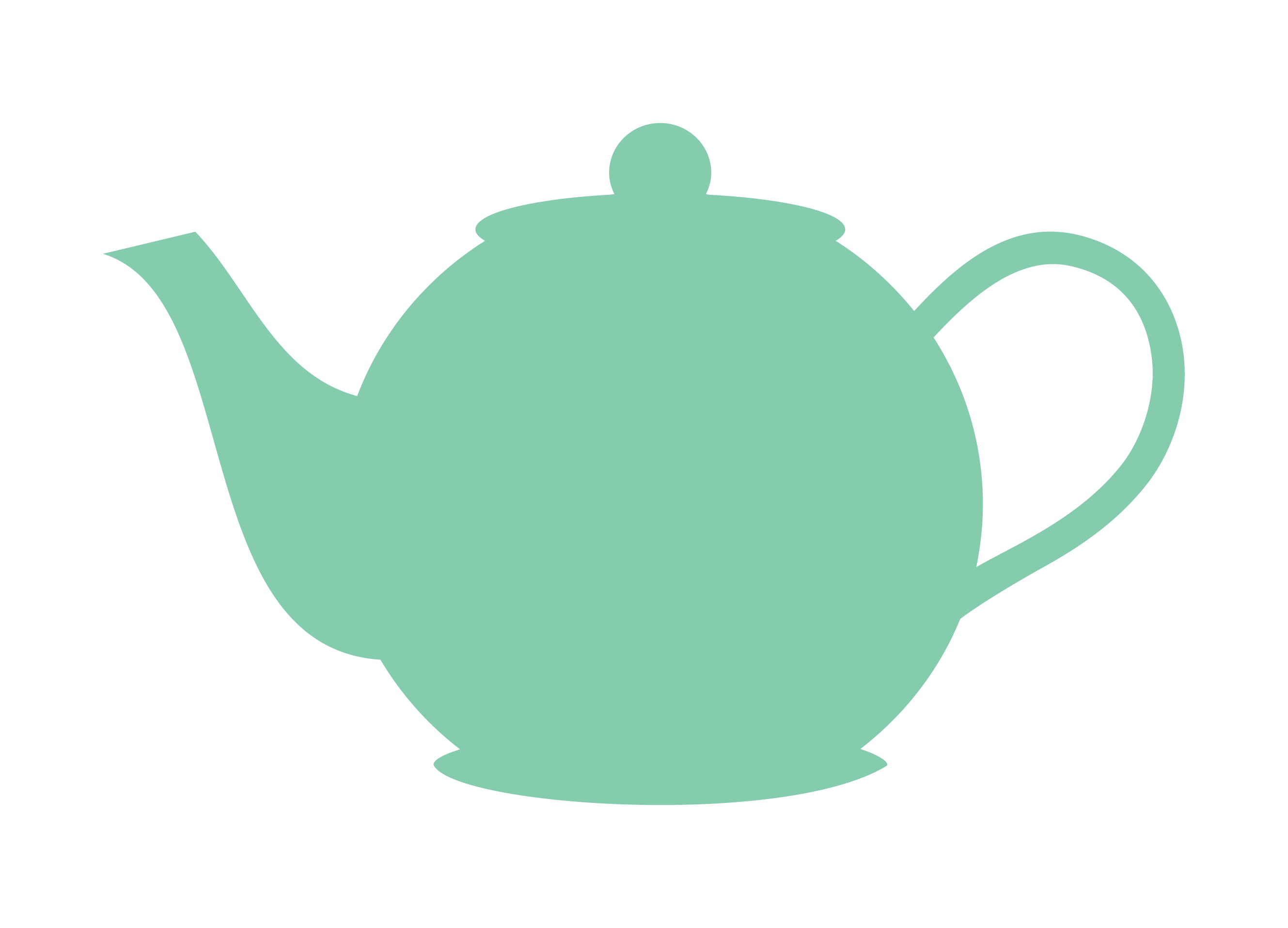 Kitchen utensil clip art - Tea Pot Clipart Cliparts Co