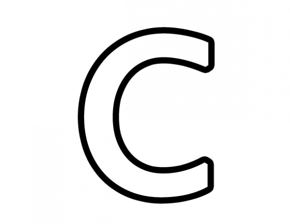 Letter C Clip Art - Cliparts.co