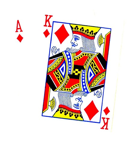 Picture Of Poker Hands - Cliparts.co