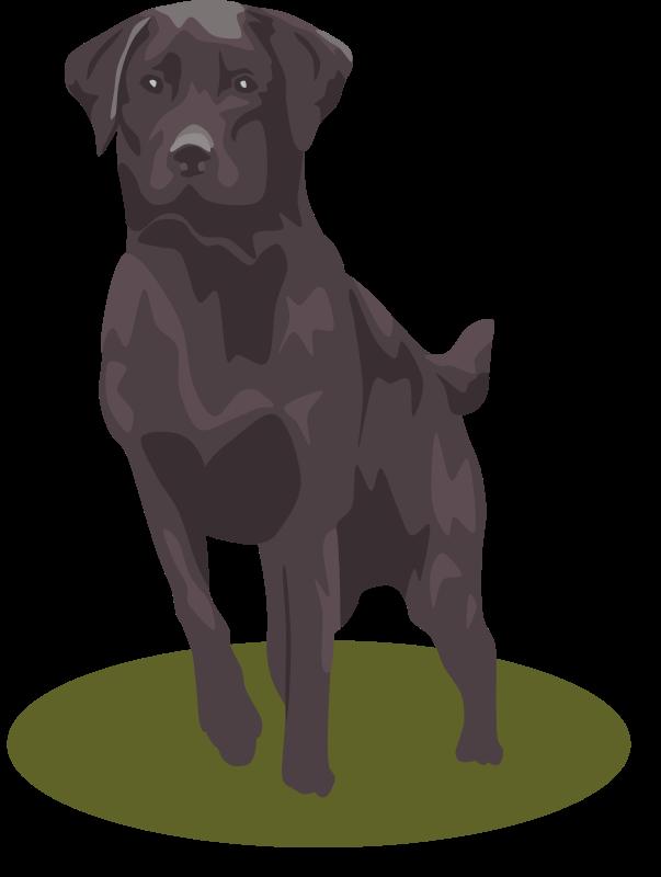labrador retriever clip art cliparts co labrador retriever clip art silhouette Black Labrador Retriever Clip Art