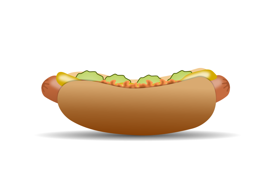 hot dog cartoon cliparts co hot dog clip art for posters hot dog clip art black and white