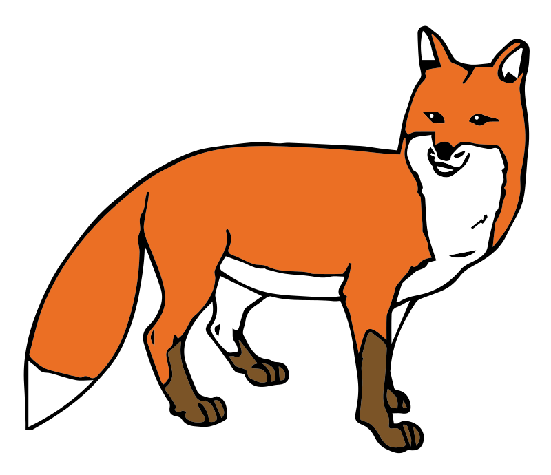 Fox Images Animal - Cliparts.co