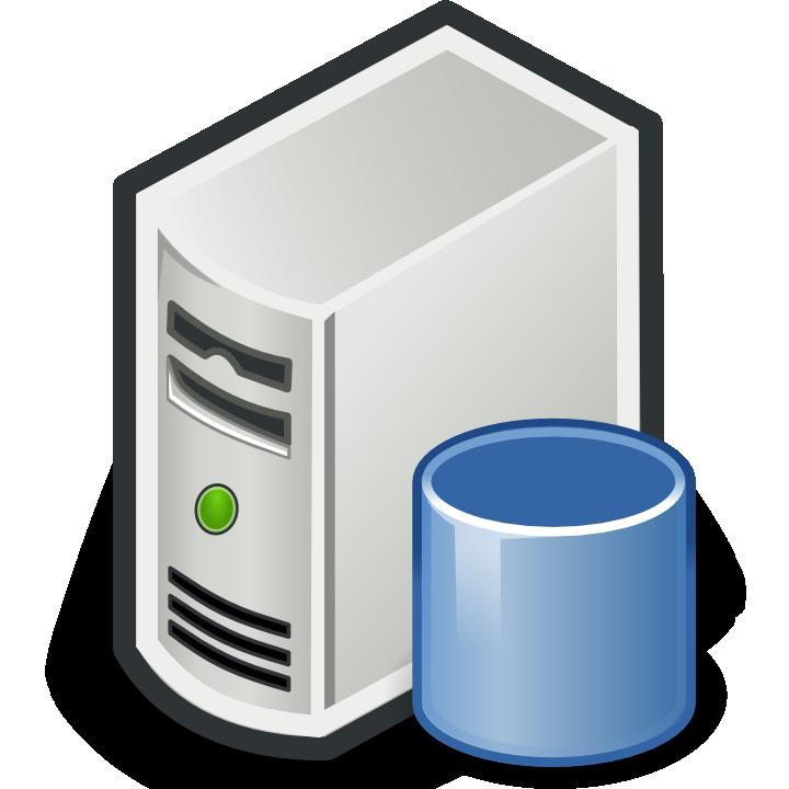 Computer Server Icon Computer Server Icon