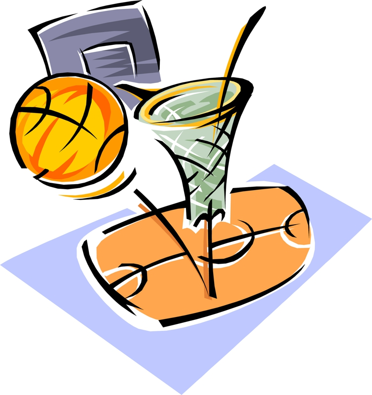 Basketball Logo Clip Art - Cliparts.co
