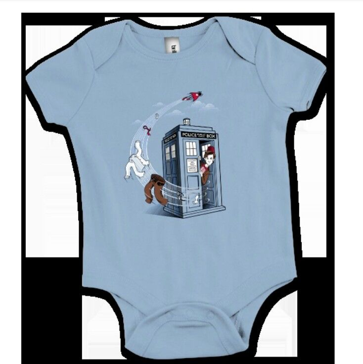 Doctor who baby inspired room on Pinterest