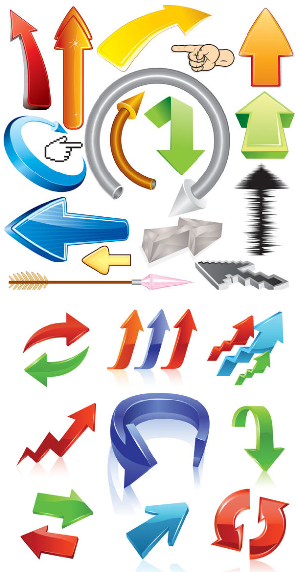 Free Arrow Graphics - Cliparts.co