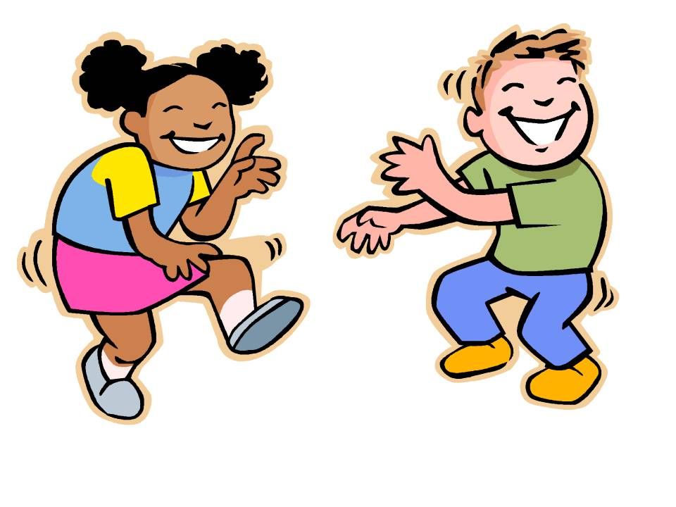 Dance Party Clip Art