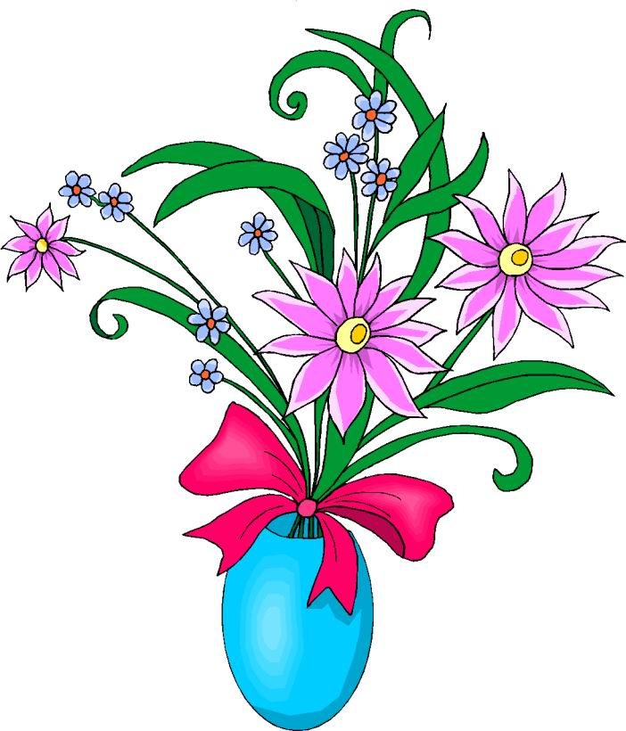clipart garden flowers - photo #40