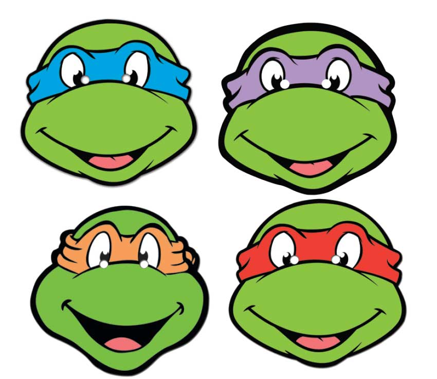 ninja turtle clip art free - photo #1