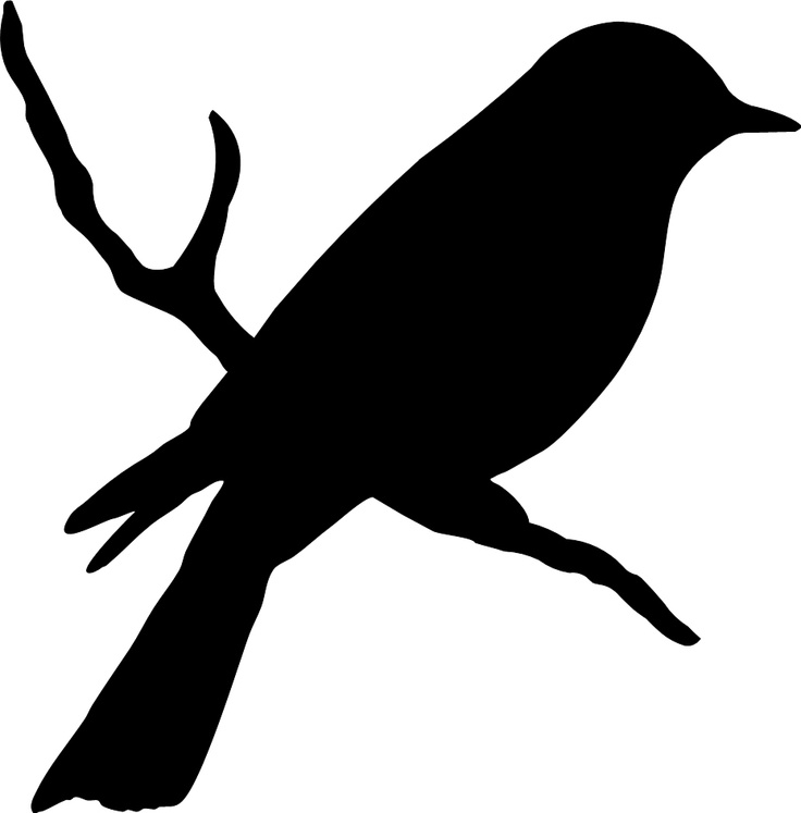 quail silhouette clip art - photo #26