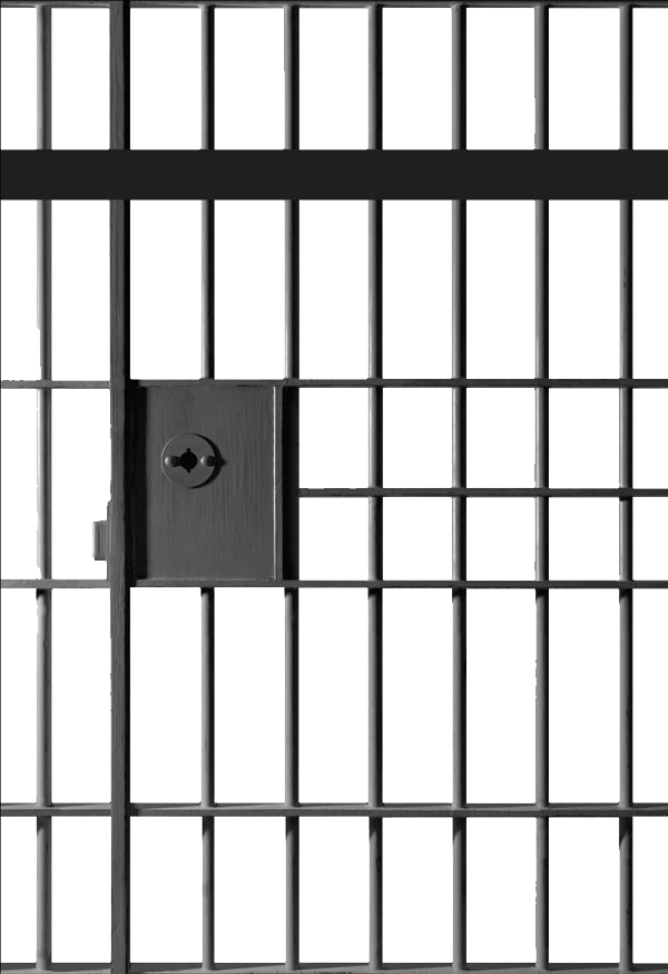 Prison Bars Pictures - Cliparts.co