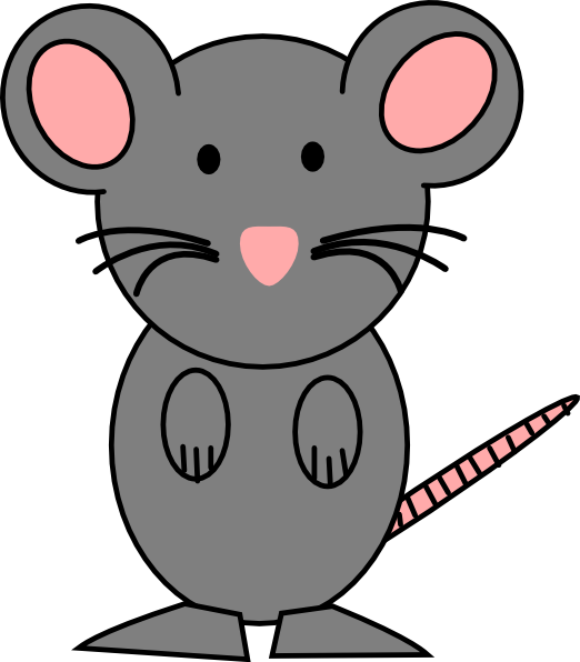 Cute Cartoon Mouse Pictures - Cliparts.co