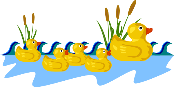 Rubber Duck Cartoon Baby Shower Duck Clip Art For Baby Shower