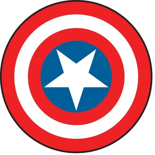 Captain America Clip Cliparts Co