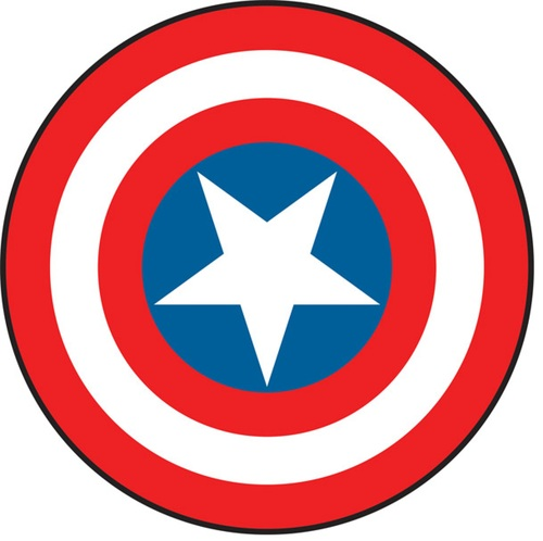 Captain America Clip Art - Cliparts.co Captain America Logo Clip Art