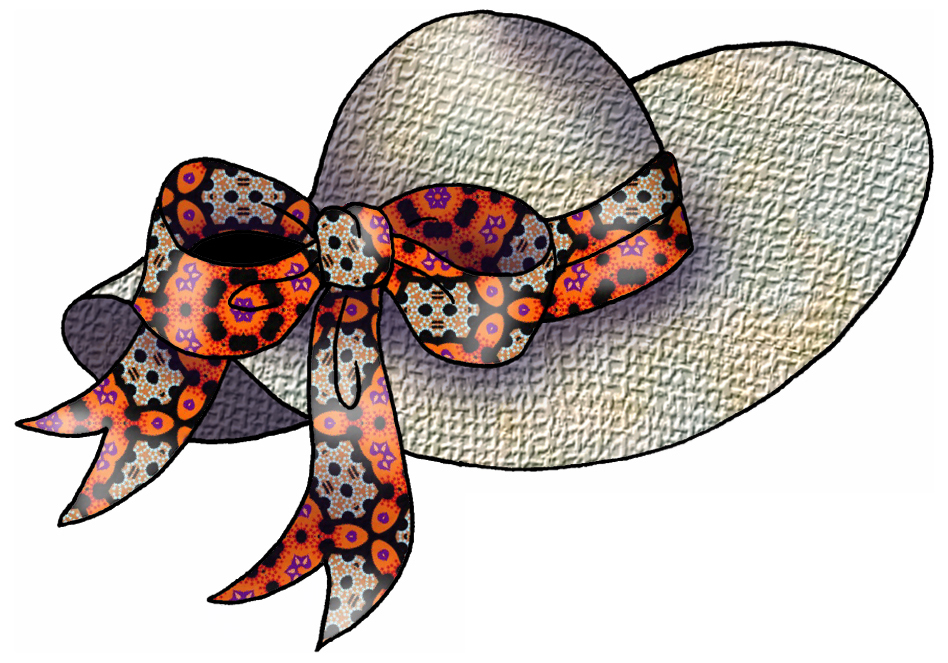 ArtbyJean - Paper Crafts: FASHION HATS or EASTER BONNETS - CRAFTY ...